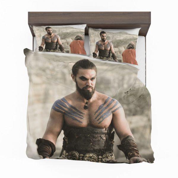 Game Of Thrones TV Series DrogoJason Momoa Bedding Set 2