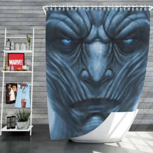 Game Of Thrones TV Series Night King GOT Shower Curtain