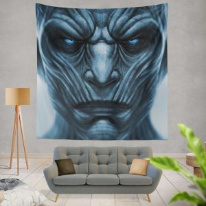 Game Of Thrones TV Series Night King GOT Wall Hanging Tapestry