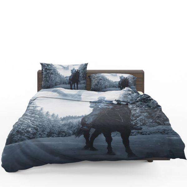Game Of Thrones TV Show White Walker Bedding Set 1