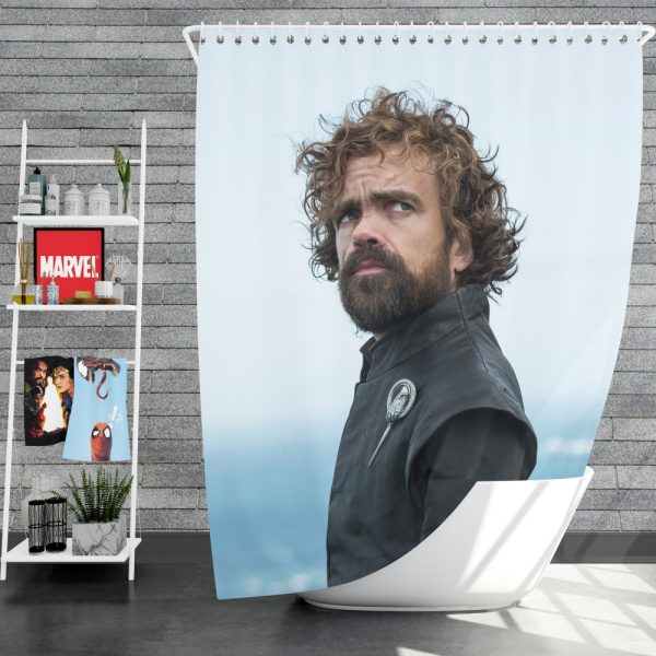 Game Of Thrones Tyrion Lannister Peter Dinklage Shower Curtain