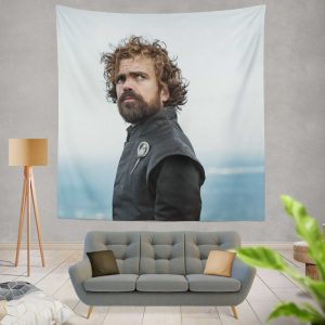 Game Of Thrones Tyrion Lannister Peter Dinklage Wall Hanging Tapestry