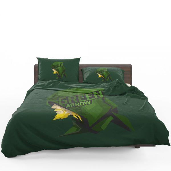 Green Arrow Movie Bedding Set 1