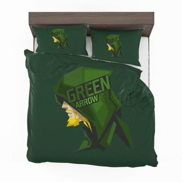 Green Arrow Movie Bedding Set 2