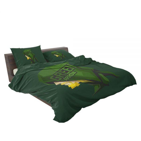 Green Arrow Movie Bedding Set 3