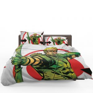 Green Arrow Movie DC Universe Bedding Set 1
