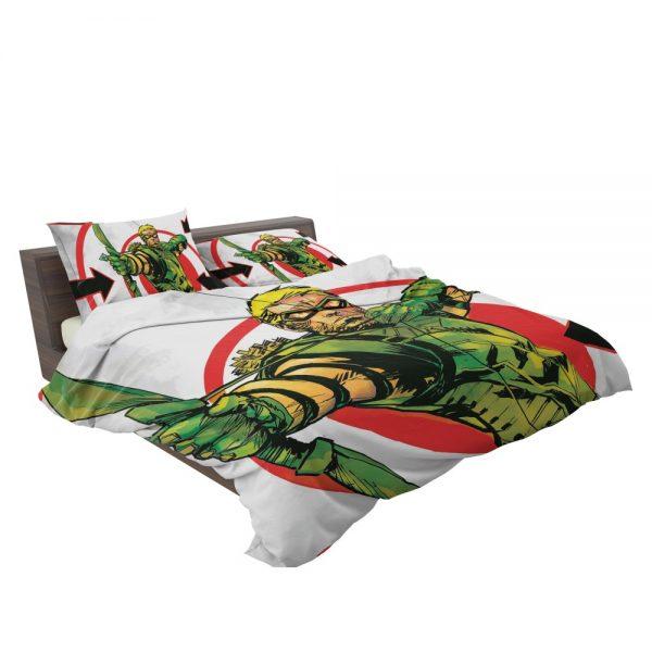 Green Arrow Movie DC Universe Bedding Set 3