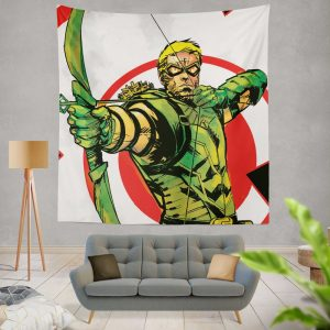 Green Arrow Movie DC Universe Wall Hanging Tapestry