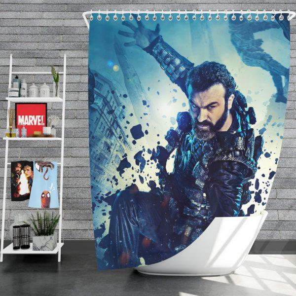 Guardians Movie Ler Landman Sebastien Sisak Shower Curtain