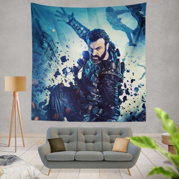 Guardians Movie Ler Landman Sebastien Sisak Wall Hanging Tapestry