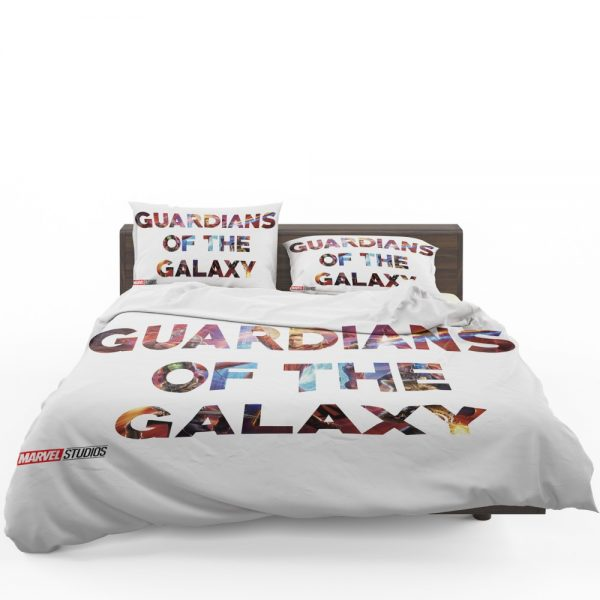 Guardians of the Galaxy Movie Bedding Set 1