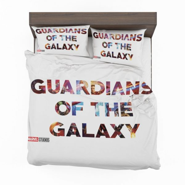 Guardians of the Galaxy Movie Bedding Set 2