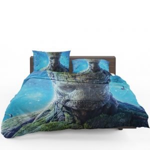 Guardians of the Galaxy Movie Groot Bedding Set 1