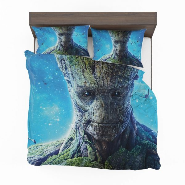 Guardians of the Galaxy Movie Groot Bedding Set 2