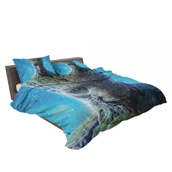 Guardians of the Galaxy Movie Groot Bedding Set 3