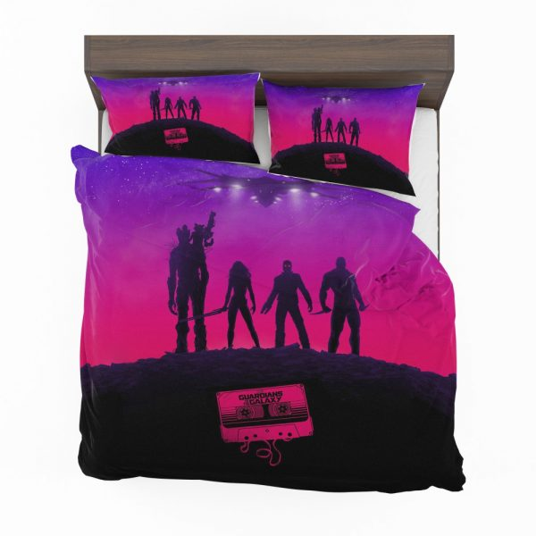 Guardians of the Galaxy Movie Guardians of the Galaxy Bedding Set 2