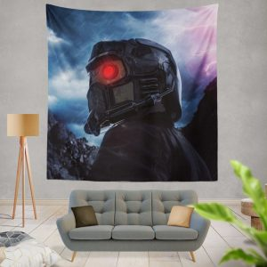 Guardians of the Galaxy Movie Star Lord Wall Hanging Tapestry