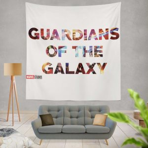 Guardians of the Galaxy Movie Wall Hanging Tapestry