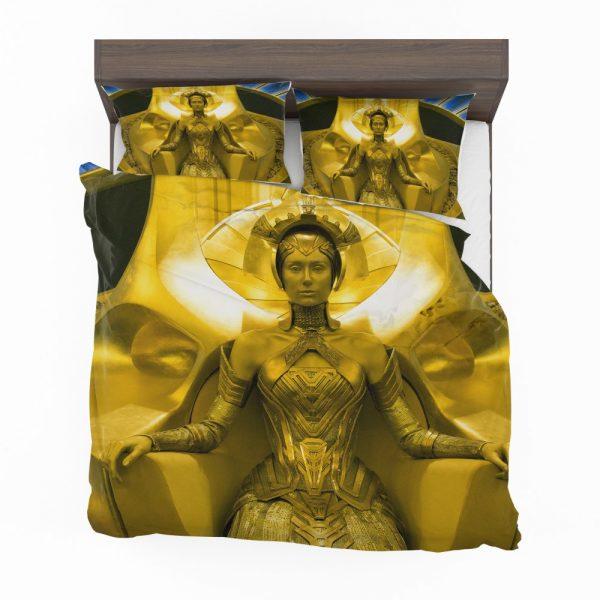 Guardians of the Galaxy Vol 2 Movie Ayesha Elizabeth Debicki Bedding Set 2