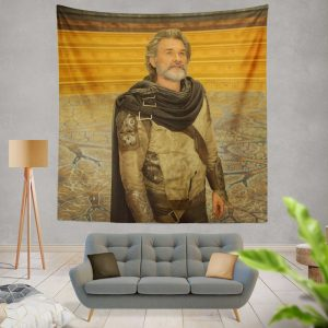 Guardians of the Galaxy Vol 2 Movie Ego Marvel Comics Kurt Russell Wall Hanging Tapestry