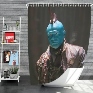 Guardians of the Galaxy Vol 2 Movie Guardians of the Galaxy Vol 2 Michael Rooker Yondu Udonta Shower Curtain