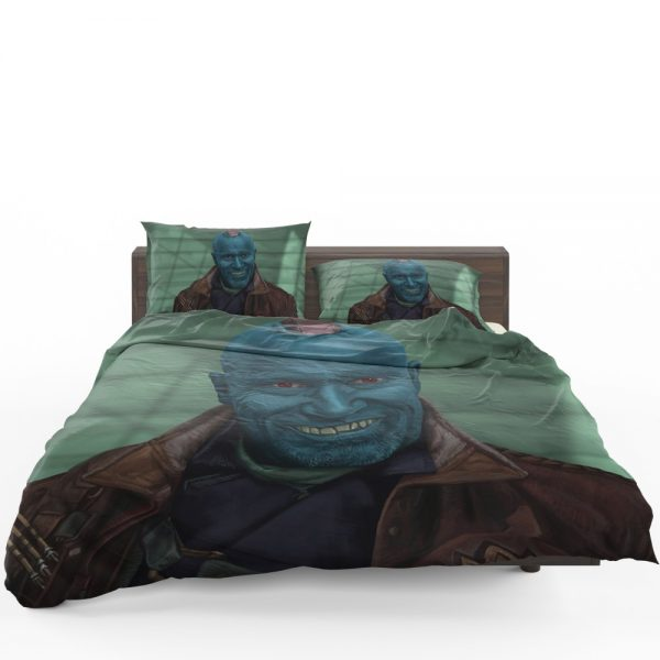 Guardians of the Galaxy Vol 2 Movie Michael Rooker Yondu Udonta Bedding Set 1