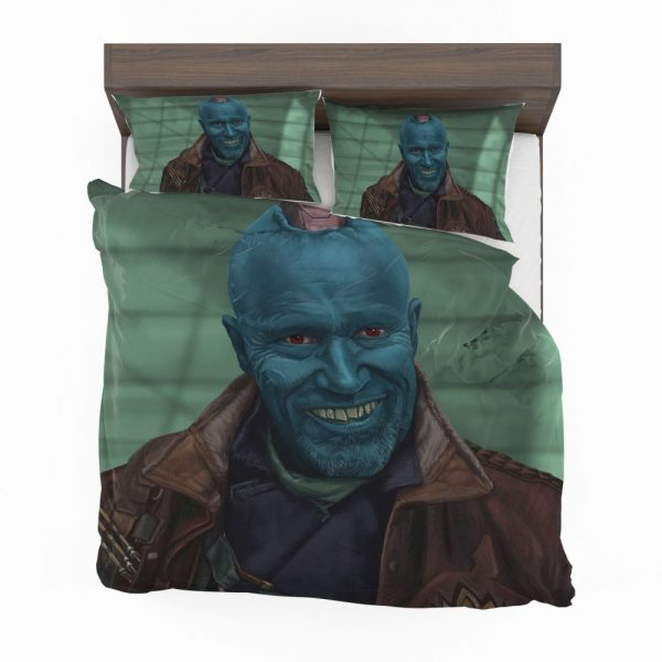Guardians of the Galaxy Vol 2 Movie Michael Rooker Yondu Udonta Bedding Set 2