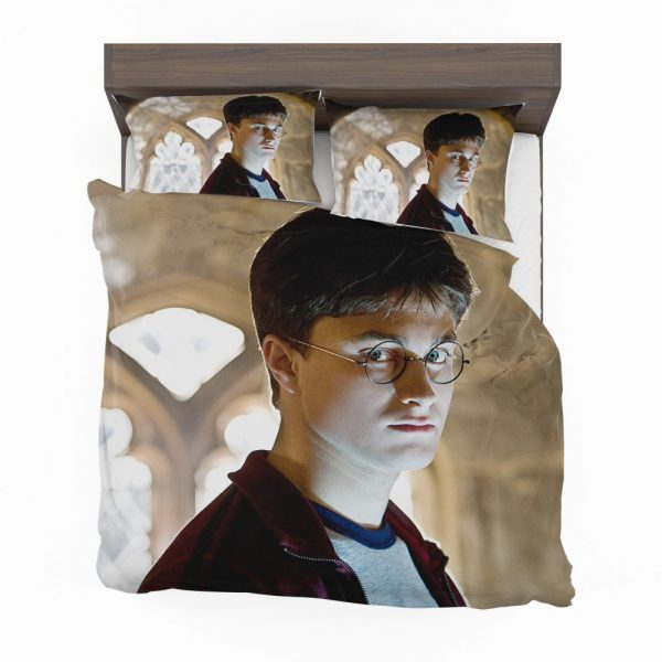 Harry Potter and the Half-Blood Prince Movie Daniel Radcliffe Bedding Set 2
