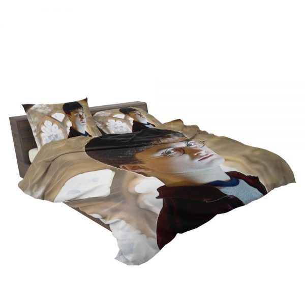 Harry Potter and the Half-Blood Prince Movie Daniel Radcliffe Bedding Set 3