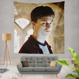 Harry Potter and the Half-Blood Prince Movie Daniel Radcliffe Wall Hanging Tapestry