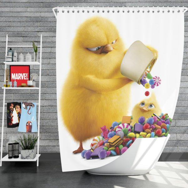 Hop Movie Shower Curtain