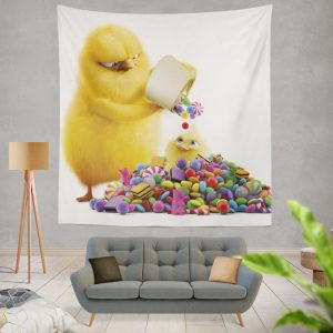 Hop Movie Wall Hanging Tapestry