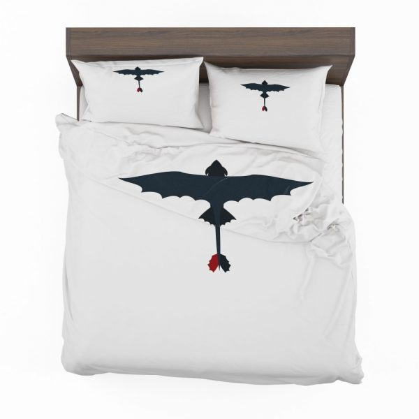 How To Train Your Dragon Movie Toothless Bedding Set 2