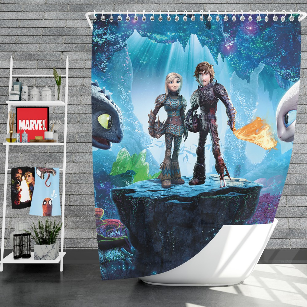 How To Train Your Dragon The Hidden World Movie Astrid