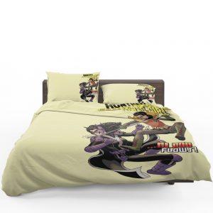 Huntress Worlds Finest Robin DC Comics Bedding Set 1