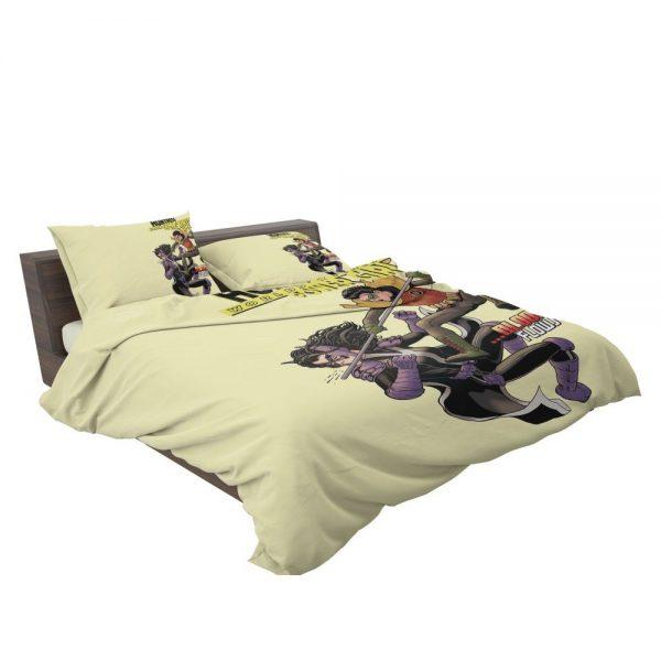 Huntress Worlds Finest Robin DC Comics Bedding Set 3