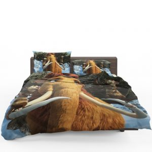 Ice Age Dawn of the Dinosaurs Movie Bedding Set 1