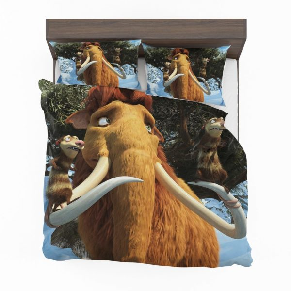 Ice Age Dawn of the Dinosaurs Movie Bedding Set 2