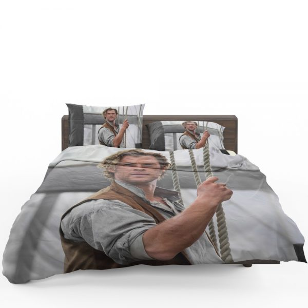 In the Heart of the Sea Movie Chris Hemsworth Bedding Set 1