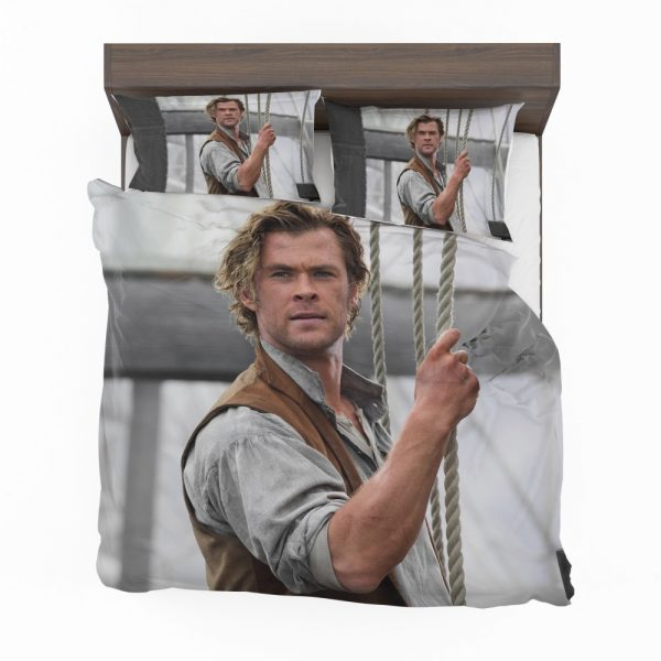 In the Heart of the Sea Movie Chris Hemsworth Bedding Set 2