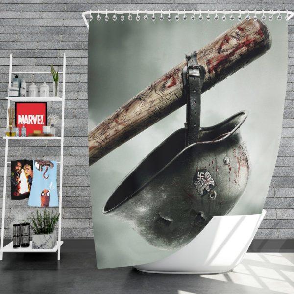 Inglourious Basterds Movie Shower Curtain