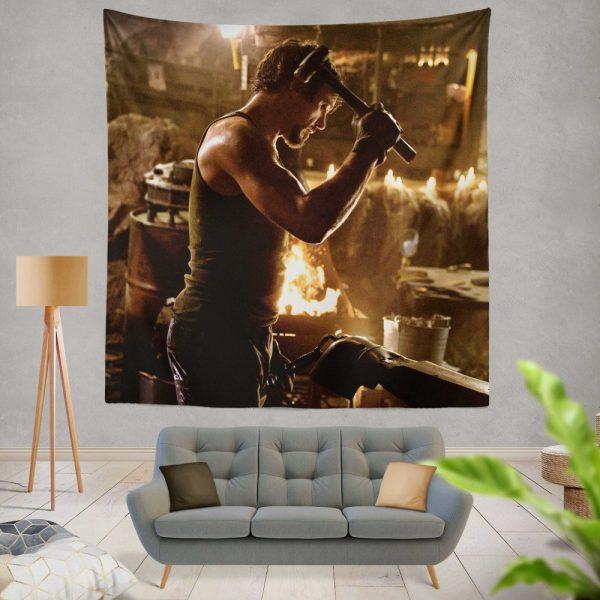 Iron Man Movie Avenger Iron Man Marvel Comics Robert Downey Jr Wall Hanging Tapestry
