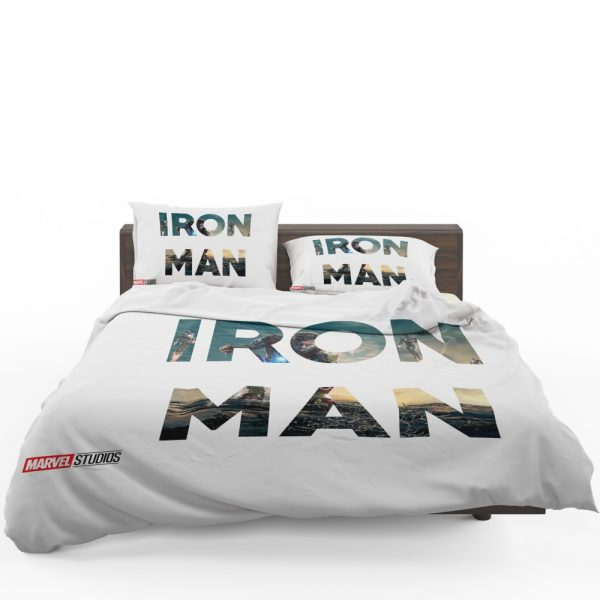 Iron Man Movie Bedding Set 1