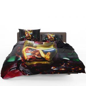 Iron Man Movie Marvel End game Bedding Set 1