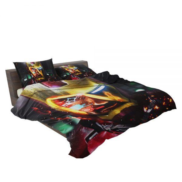 Iron Man Movie Marvel End game Bedding Set 3