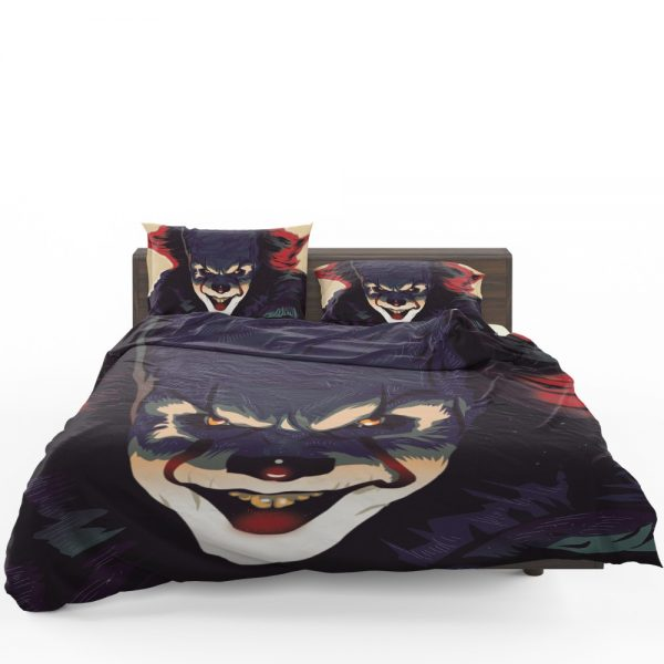 It 2017 Movie Bedding Set 1