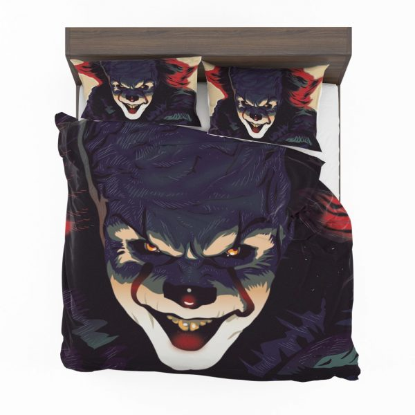 It 2017 Movie Bedding Set 2