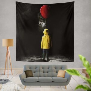 It 2017 Movie Drama Mystery Wall Hanging Tapestry