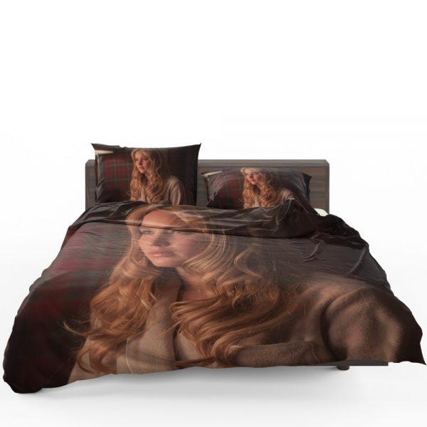 Jennifer Lawrence X-Men First Class Movie Bedding Set 1