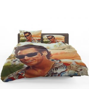 Jim Carrey in Ace Ventura Pet Detective Movie Bedding Set 1